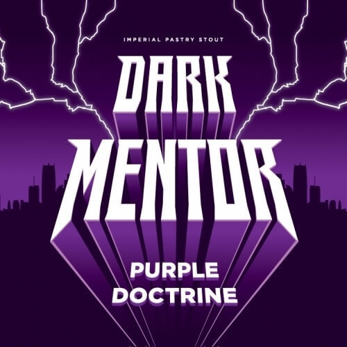 Презентация пива Dark Mentor: Purple Doctrine