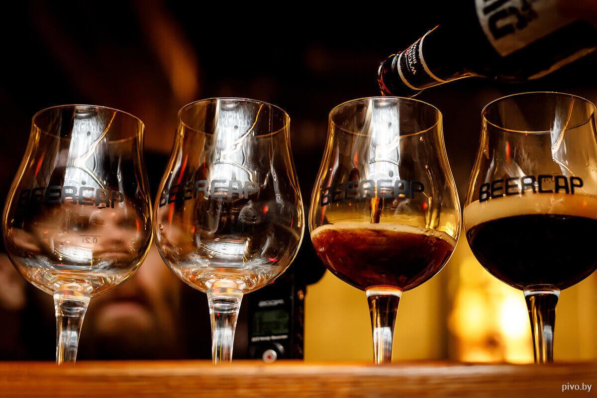 Новинки от четырёх пивоварен в BeerCap Barshop