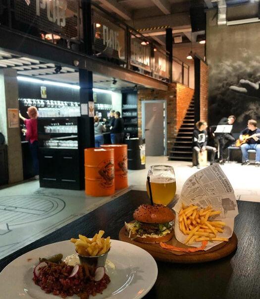30% скидка при заказе пива с собой в баре «Пена»